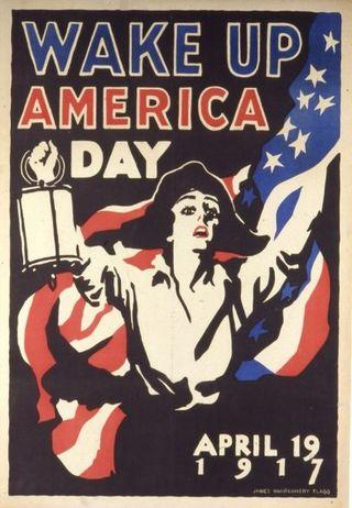 Wake Up America Day cropped