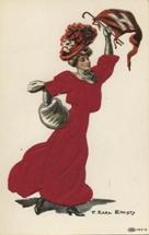 Postcard_Harvard_girl