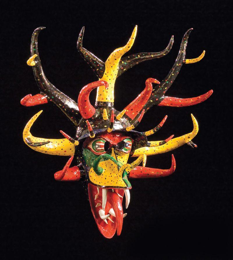 Ortiz, Vejigante mask, 2-10