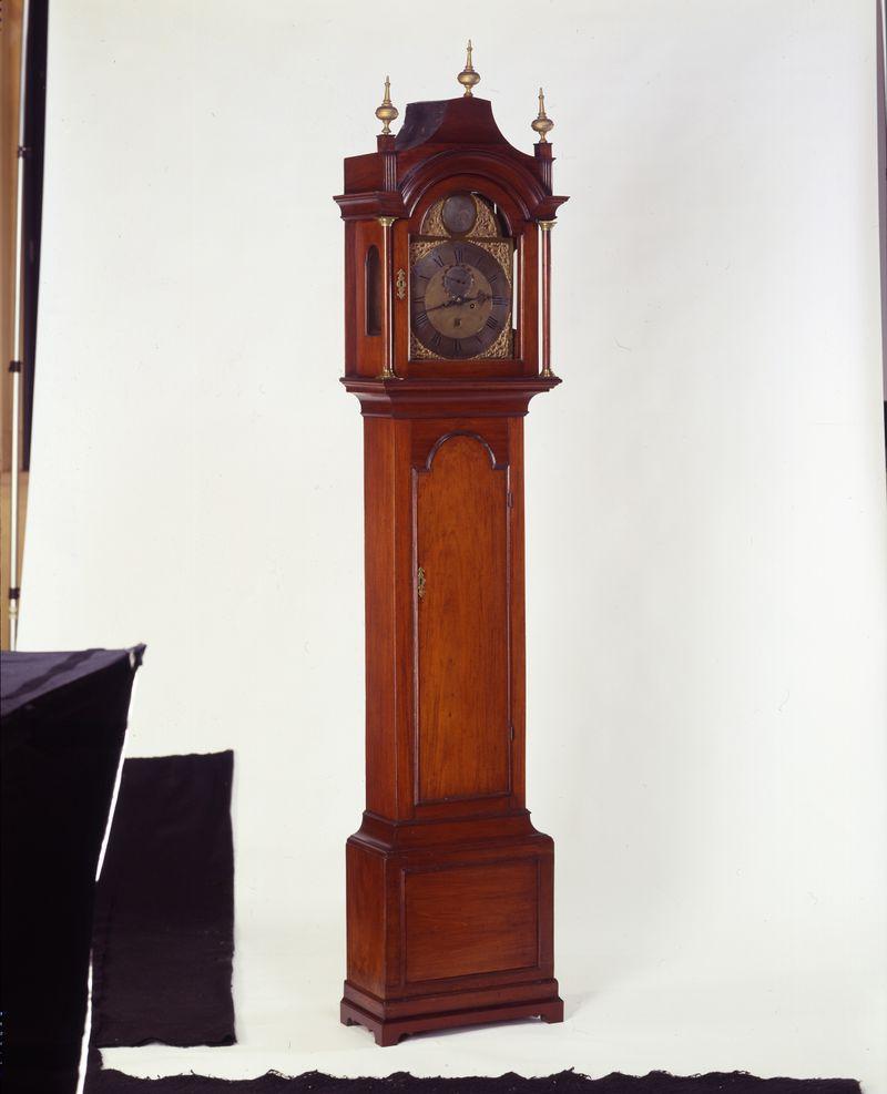 Willard Tall Case Clock