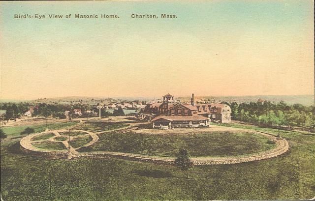 Charlton Masonic Home Overall