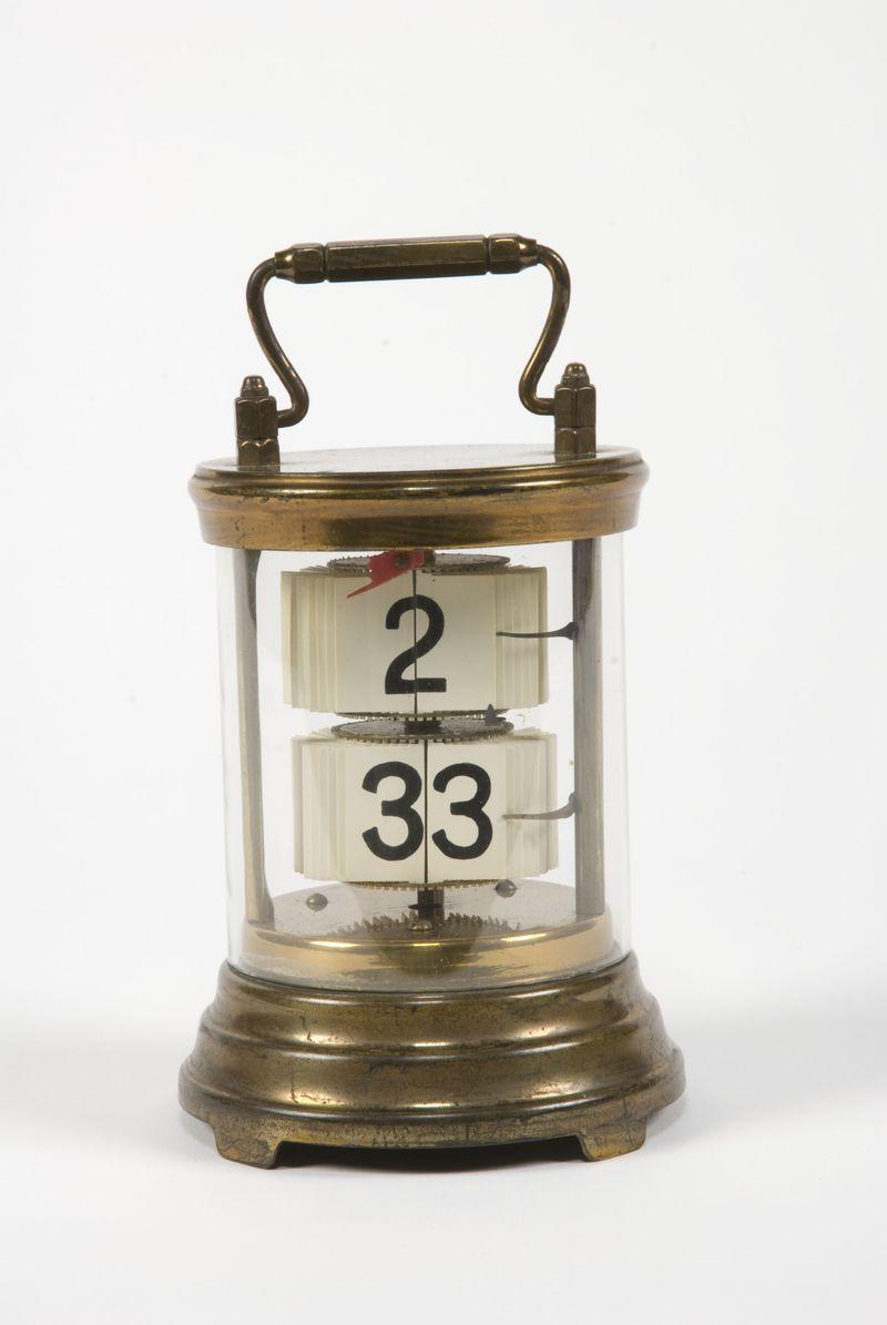 Plato Clock