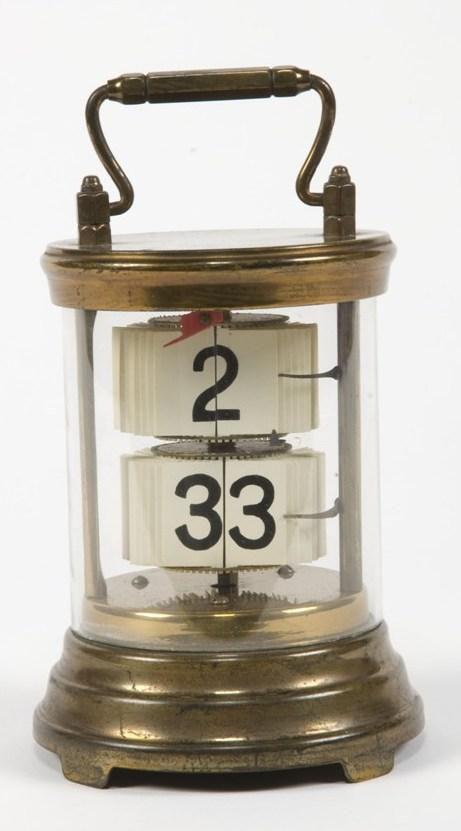 Plato Clock smaller