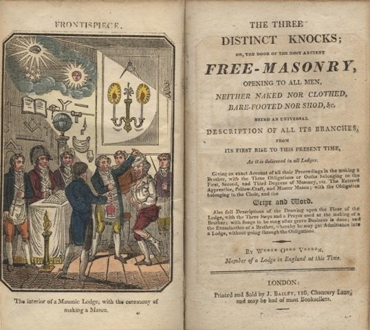 Scottish Rite Masonic Museum Library Are Early Masonic Ritual