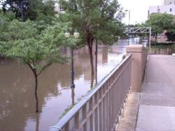 Flood at Cedar Rapids Art Museum