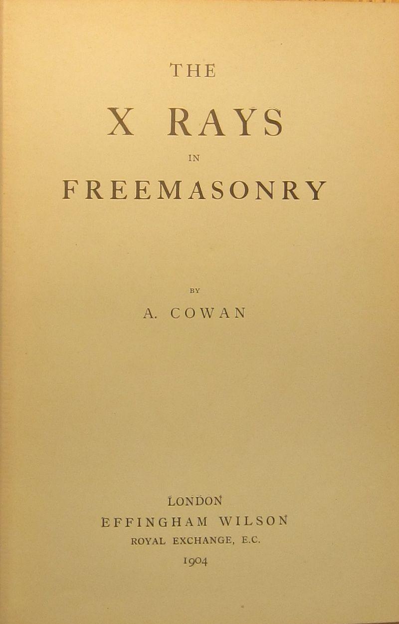X_Rays_in_Freemasonry