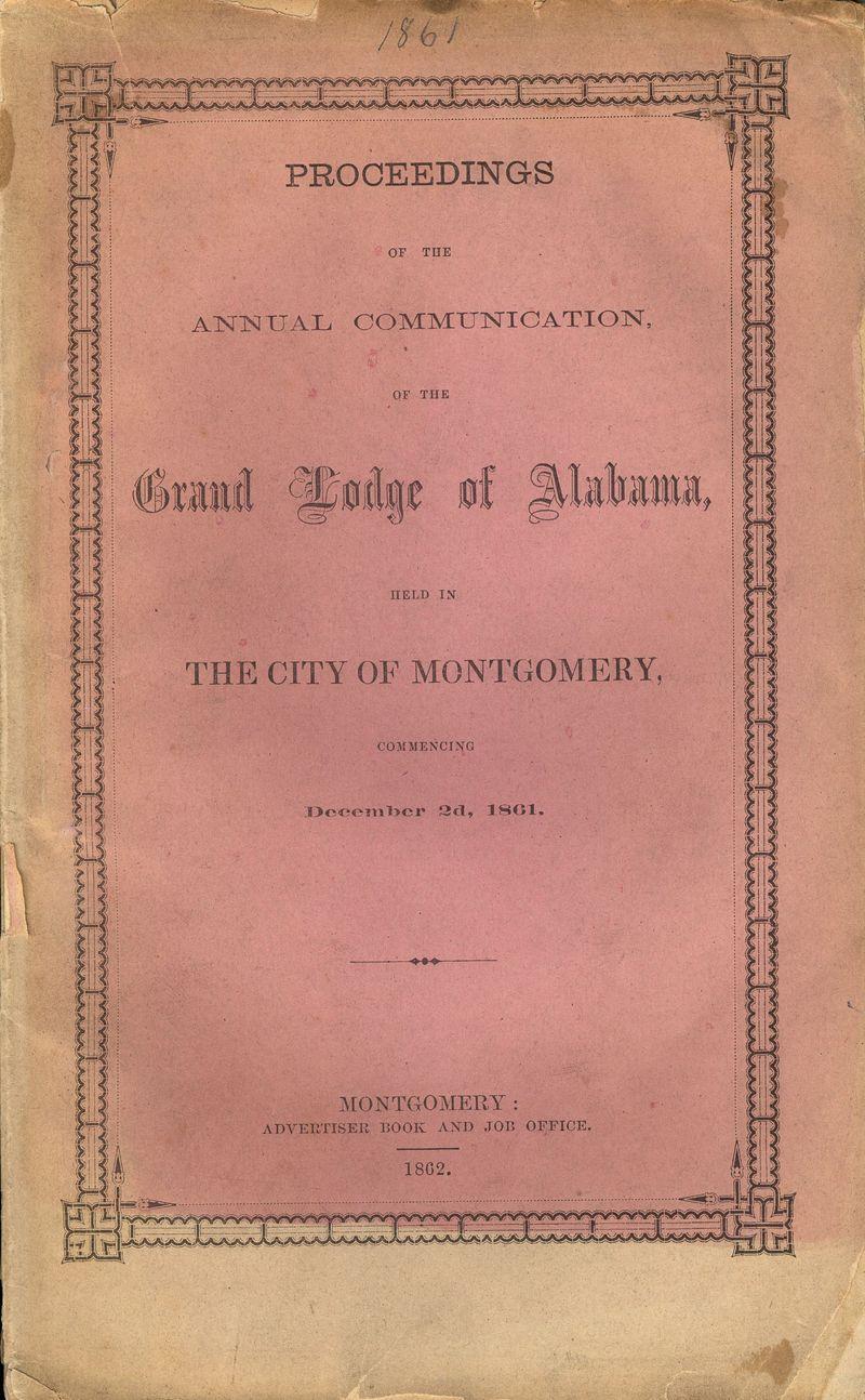 GL Alabama Proceedings 1862