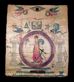 Scottish Rite Masonic Museum & Library: Masonic aprons