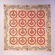 MasonicQuilt 1860