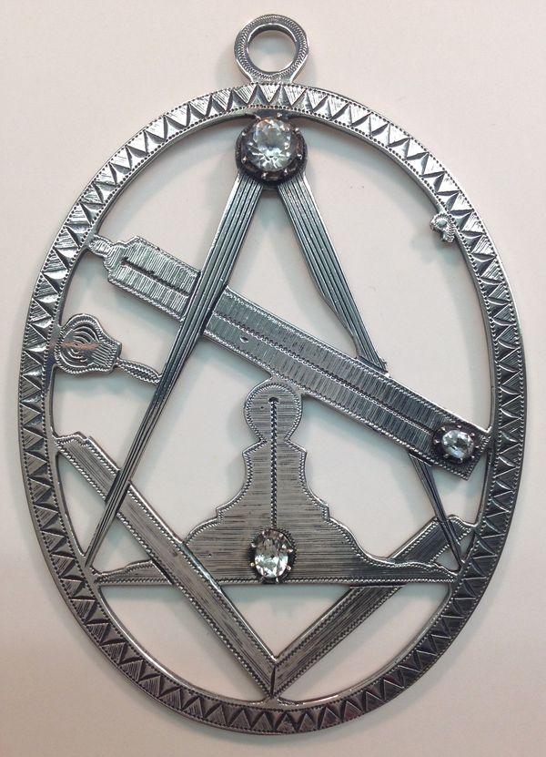 Scottish Rite Masonic Museum & Library: A Thomas Harper Jewel