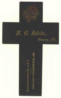 Belcke, H G