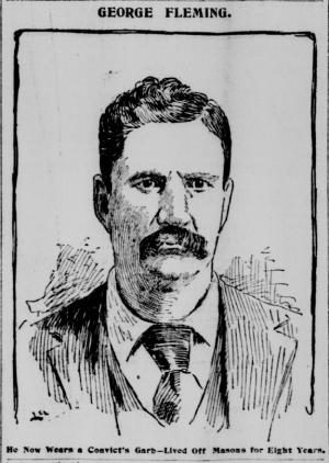 George Fleming portrait