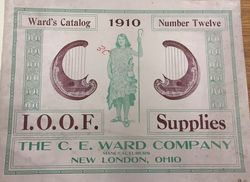 Harp on Ward Catalog Cover