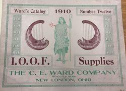 Harp on Ward Catalog Cover
