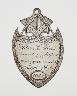 Scottish Rite Masonic Museum & Library: Masonic medals
