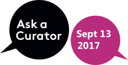 Ask a curator day 2017