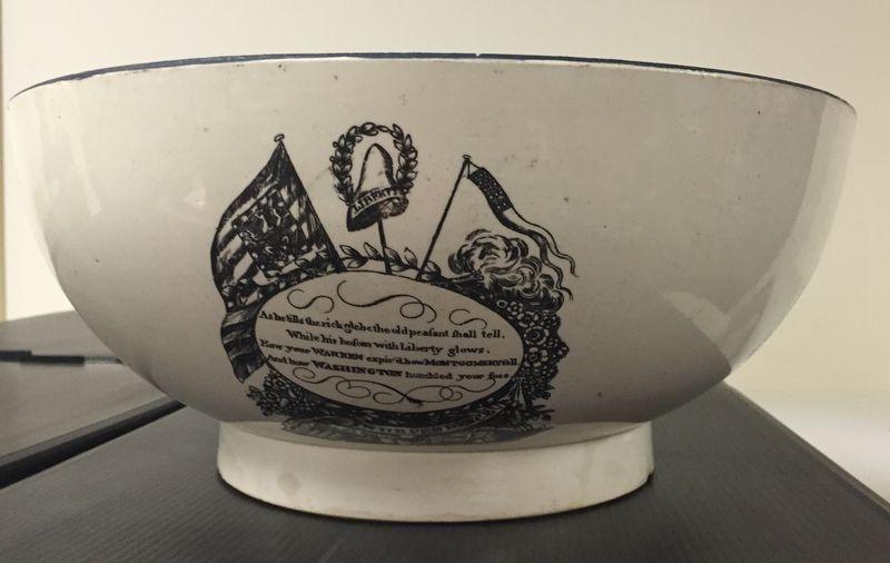 Punch Bowl Liberty Cap
