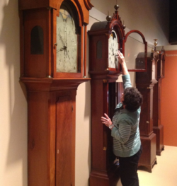 MH with Willard clock