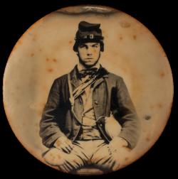 James Foran tintype