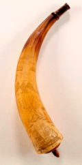 Rollins powder horn cropped 77_11_2 web large