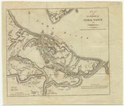 Plan of the Siege of Yorktown