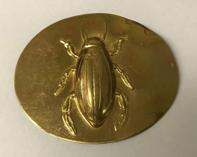 McKinley gold pin1