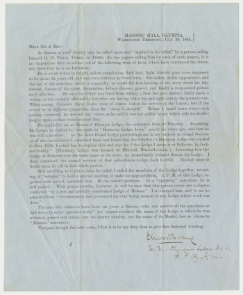 Masonic impostor 1864 web